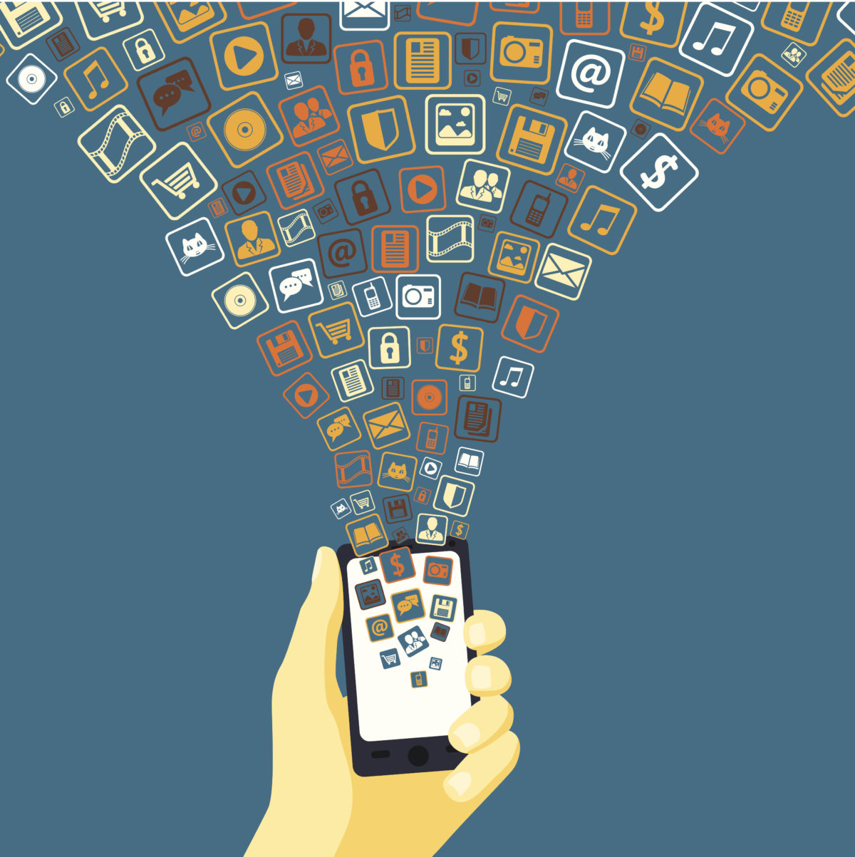 app everywhere mobile apps