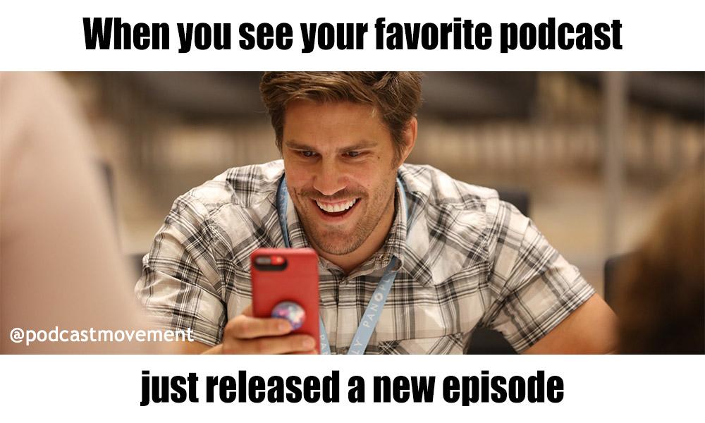 Podcast Movement 2018